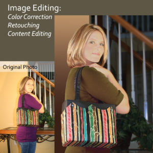 Photoshop image editing, retouching