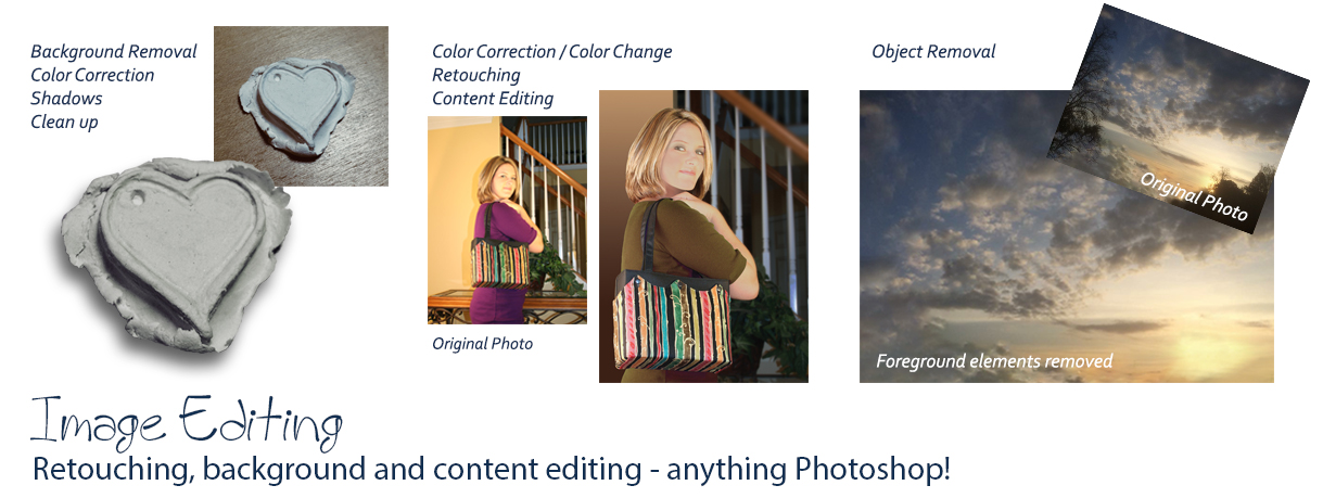 Image Editing, Photo manipulation, Photo retouching